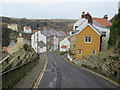 NZ7818 : Staithes Lane, Staithes by Malc McDonald