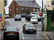 H4472 : Kevlin Road / Church Hill, Omagh by Kenneth  Allen