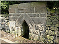 SJ8557 : Squire's Well, Mow Cop by Stephen Craven