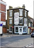 TR3752 : Simply Ink & Toner, 10 Broad Street, Deal, Kent by P L Chadwick