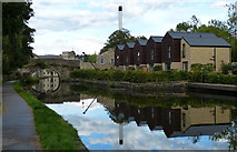 SD4760 : Lancaster Canal in Lancaster by Mat Fascione