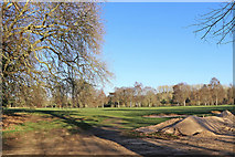 SJ8000 : Golf course on Patshull Park in Staffordshire by Roger  Kidd