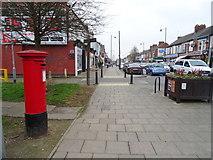 TA0831 : Newland Avenue, Hull by JThomas