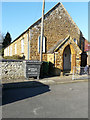 SP8666 : Wilby Church of England Primary School by John Baker