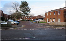 ST2896 : Govilon Place, Cwmbran by Jaggery