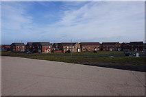 SD3145 : Fairway, Larkholme, Fleetwood by Ian S