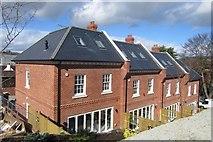 TQ1649 : New houses off Dene Street by Oast House Archive