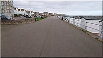 TQ7407 : Promenade at Bexhill-on-sea by John P Reeves
