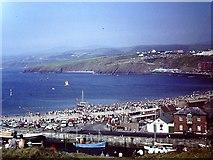 SC2484 : Odin's Raven ashore at Peel by John Stephen