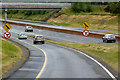 S6459 : Entry Sliproad to the Southbound M9 at Junction 7 by David Dixon