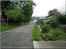 SO2160 : School Lane (New Radnor) by Fabian Musto