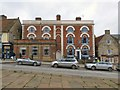SE7984 : Barclays Bank & Pickering Conservative Club by Gerald England