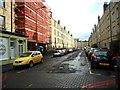 NT2472 : Caledonian Place, Edinburgh by Richard Sutcliffe