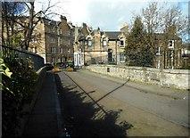 NT2273 : Roseburn Old Bridge by Richard Sutcliffe