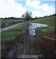 SK9818 : Water Lane by Bob Harvey