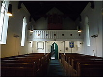 SO2160 : St. Mary's Church (Nave   New Radnor) by Fabian Musto