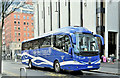 J3373 : Irish Day Tours coach, Belfast (March 2019) by Albert Bridge
