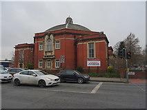 TA0831 : Trinity Methodist Church, Hull by JThomas