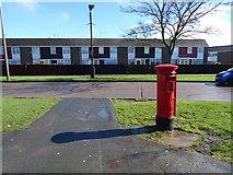 TA1033 : Houses on Cheltenham Avenue, Hull by JThomas