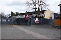 SO8376 : St. Ambrose Catholic Primary School, Leswell Street, Kidderminster, Worcs by P L Chadwick