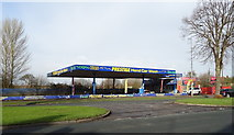 TA0832 : Car wash on Beverley Road, Hull by JThomas