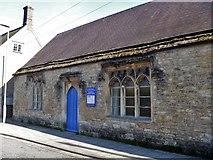 ST8026 : Church schoolroom by Michael Dibb