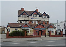 TA0829 : The Banks Harbour public house, Hull by JThomas