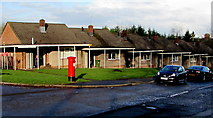 ST2896 : Mount Pleasant Close bungalows, Cwmbran by Jaggery