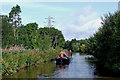 SJ8936 : Trent and Mersey Canal south of Barlaston in Staffordshire by Roger  Kidd