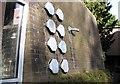 TG2508 : Broadland District Council Emergency Centre - ventilation by Evelyn Simak