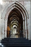 SO8554 : Interior of Worcester Cathedral by Philip Halling