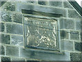 SE2338 : Plaque on Central Methodist Church, Horsforth by Stephen Craven
