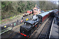 SO7483 : Severn Valley Railway - the 'Coal Tank' by Chris Allen