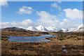 NN3049 : Rannoch Moor by Robin Drayton