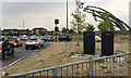 SP1390 : Junction of A47 and A452 – Spitfire Island, Bromford, northeast Birmingham by Robin Stott