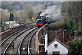 SO7975 : Severn Valley Railway - southbound to Bewdley by Chris Allen