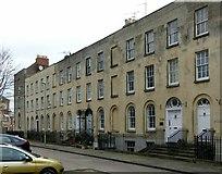 SO8318 : Wellington Parade, Gloucester by Alan Murray-Rust