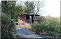 NX0942 : Hillside Shelter, Logan Botanic Garden by Billy McCrorie