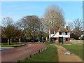 TQ2074 : Sheen Gate, Richmond Park by Stephen McKay