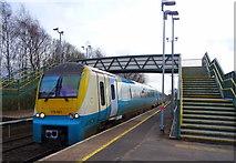 SJ5441 : Whitchurch Railway Station by JThomas