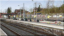 SD8402 : Crumpsall Metrolink Station March 2019 by David Dixon