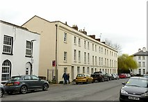 SO8318 : Oxford Street, Gloucester, west side by Alan Murray-Rust