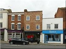 SO8318 : 5, 7, 7A Worcester Street, Gloucester by Alan Murray-Rust
