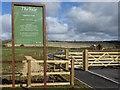 SO9947 : Entrance to Vale Crematorium by Philip Halling