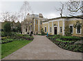 TQ1780 : Pitzhanger Manor (restored) and Gallery by David Hawgood