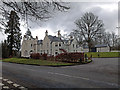 NH4757 : Elsick House, Strathpeffer by Richard Dorrell