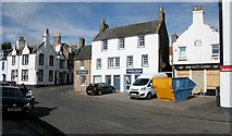NO5603 : The corner of Shore Street, Anstruther Easter by Richard Sutcliffe