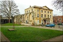 SO8318 : Gloucester: Greyfriars House by Julian Osley