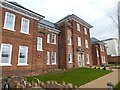 SX9392 : Former hospital building, Heavitree Road, Exeter by David Smith