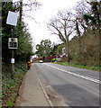 ST2687 : Your Speed indicator, Caerphilly Road, Bassaleg by Jaggery